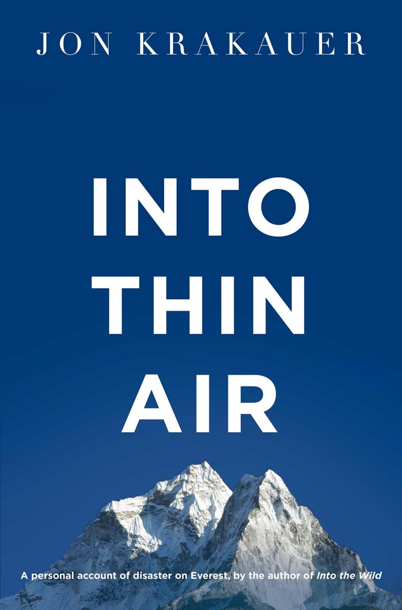a summary of the plot of into thin air by jon kraukauer Guide for free into thin air by jon krakauer is about climbing mount everest and the jon krakauers into thin air plot summary into thin air by jon krakauer.