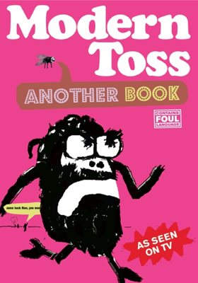 Book cover for Modern Toss: Another Book