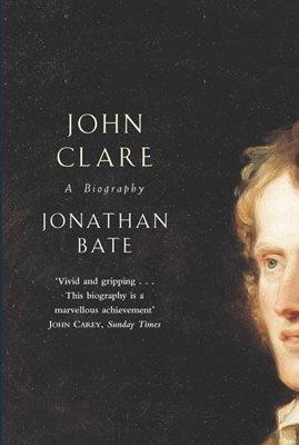 Book cover for John Clare