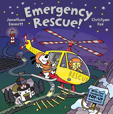 Book cover for Emergency Rescue!