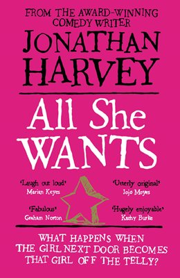 Book cover for All She Wants