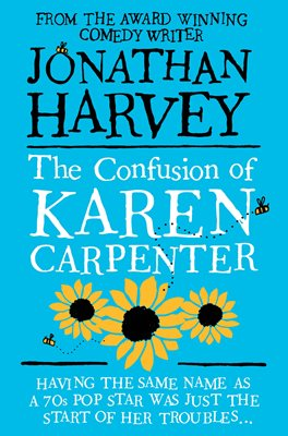 Book cover for The Confusion of Karen Carpenter