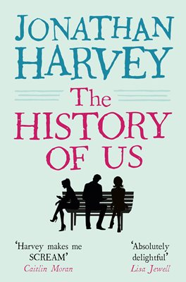 Book cover for The History of Us