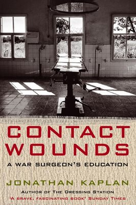 Book cover for Contact Wounds