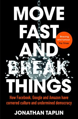 Book cover for Move Fast and Break Things