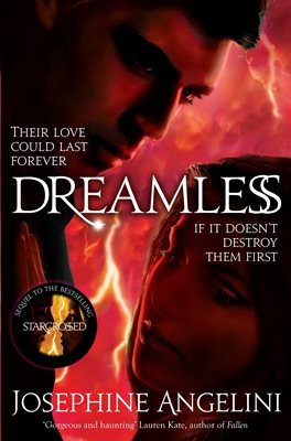 Book cover for Dreamless