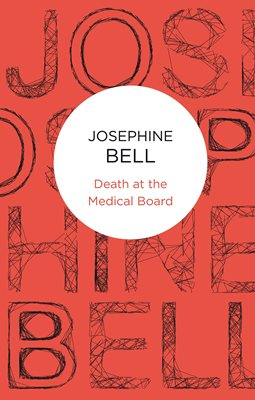 Book cover for Death at the Medical Board