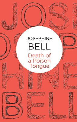 Book cover for Death of a Poison Tongue