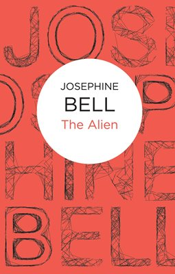 Book cover for The Alien