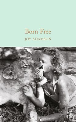 Book cover for Born Free