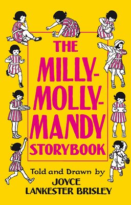 Book cover for The Milly-Molly-Mandy Storybook