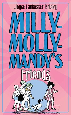 Book cover for Milly- Molly-Mandy's Friends