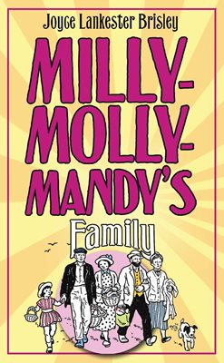 Book cover for Milly-Molly-Mandy's Family