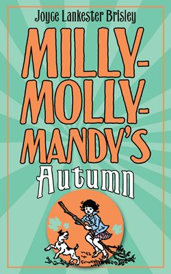 Book cover for Milly-Molly-Mandy's Autumn