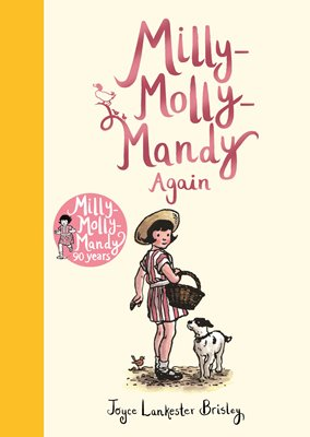 Book cover for Milly-Molly-Mandy Again