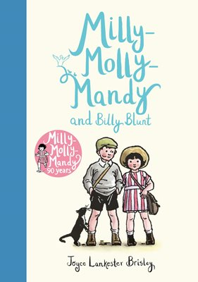 Book cover for Milly-Molly-Mandy and Billy Blunt