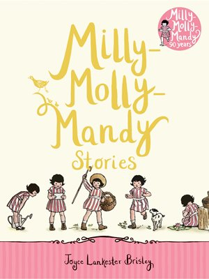 Book cover for Milly-Molly-Mandy Stories