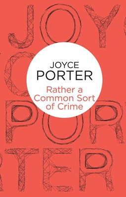 Book cover for Rather a Common Sort of Crime