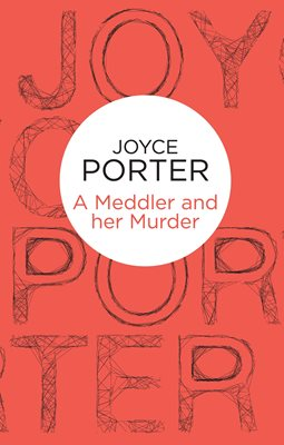 Book cover for A Meddler and her Murder