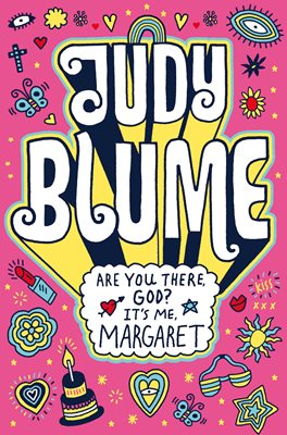 Book cover for Are You There, God? It's Me, Margaret