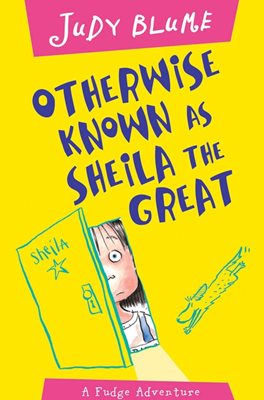 Book cover for Otherwise Known as Sheila the Great