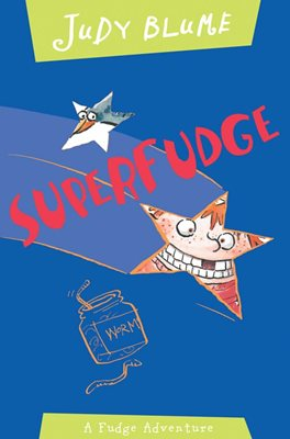 Book cover for Superfudge
