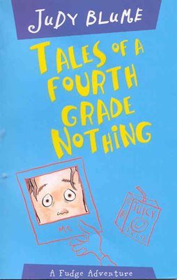 Book cover for Tales of a Fourth Grade Nothing