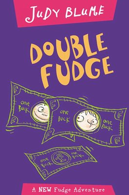 Book cover for Double Fudge