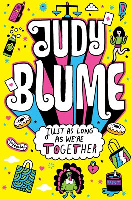 Book cover for Just as Long as We're Together