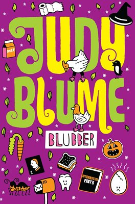 Book cover for Blubber