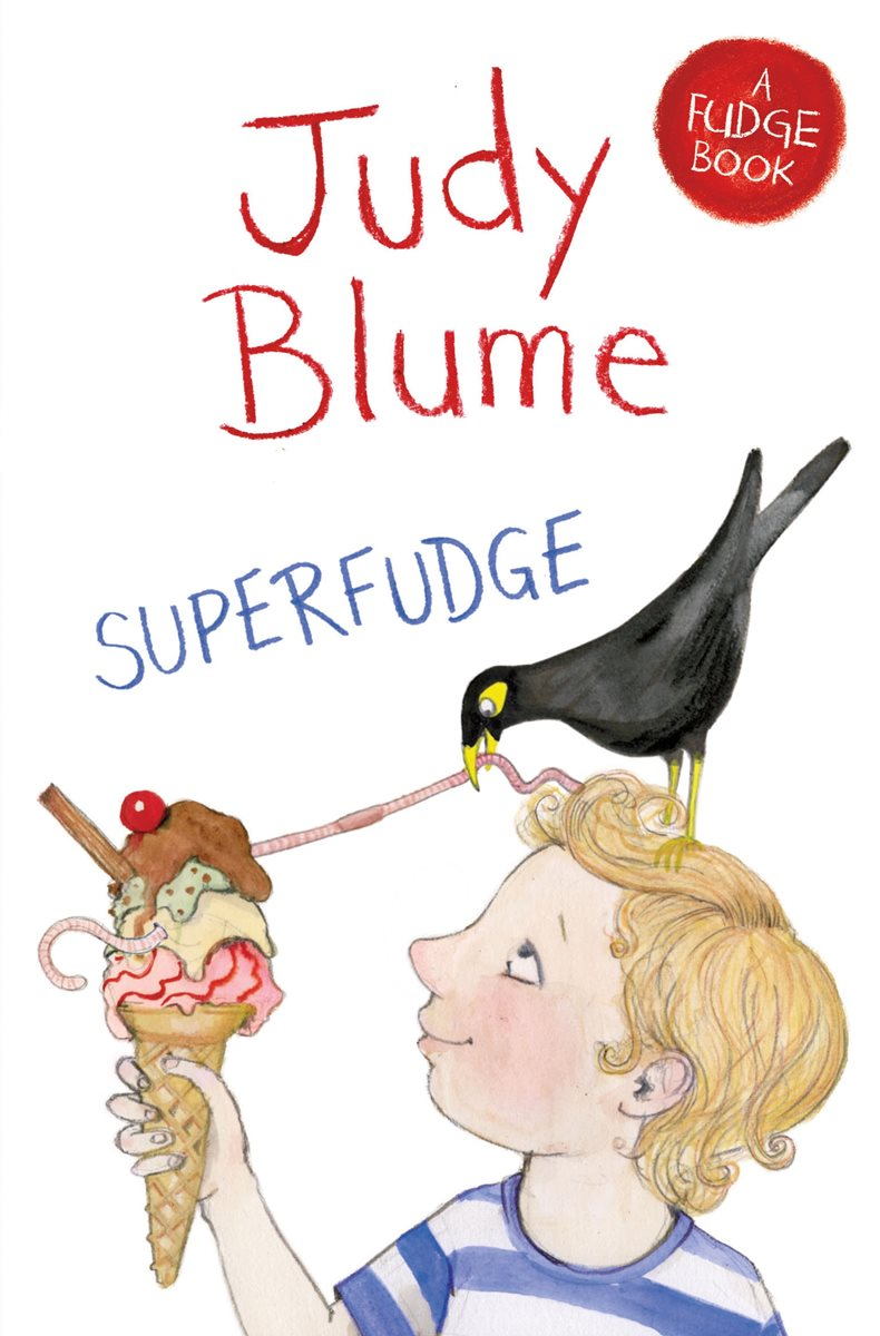 book report on super fudge by judy blume I would love to do this for a book report type project when we study the components of stories  i remember how much i loved judy blume books superfudge is a.