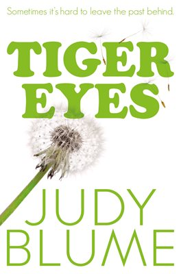 Book cover for Tiger Eyes
