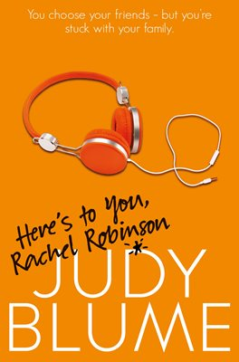 Book cover for Here's to You, Rachel Robinson