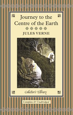 Book cover for Journey to the Centre of the Earth