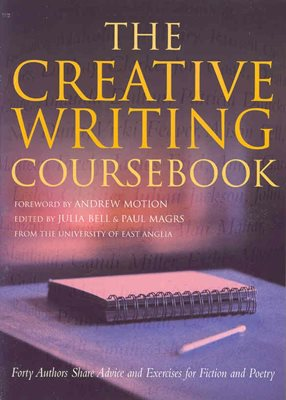 Book cover for The Creative Writing Coursebook