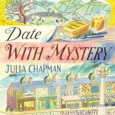 Book cover for Date with Mystery