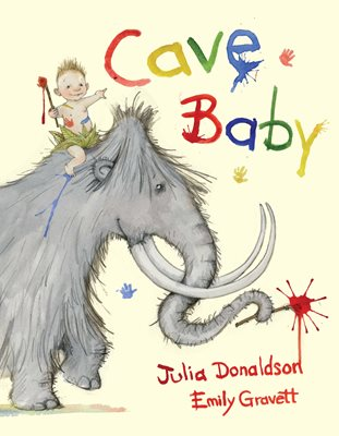 Book cover for Cave Baby