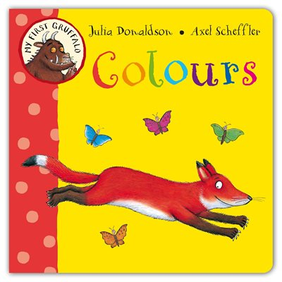 Book cover for My First Gruffalo: Colours