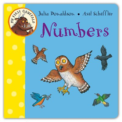 Book cover for My First Gruffalo: Numbers