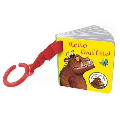 Book cover for My First Gruffalo: Hello Gruffalo...