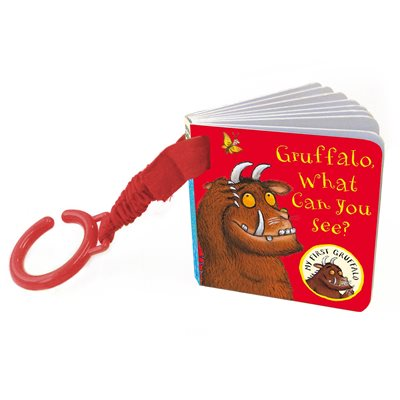 Book cover for My First Gruffalo: Gruffalo, What Can...