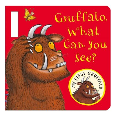 My First Gruffalo: Gruffalo, What Can You See? Buggy Book