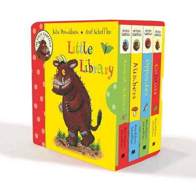 Book cover for My First Gruffalo Little Library