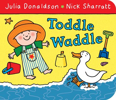 Book cover for Toddle Waddle