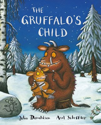 Book cover for The Gruffalo's Child Big Book