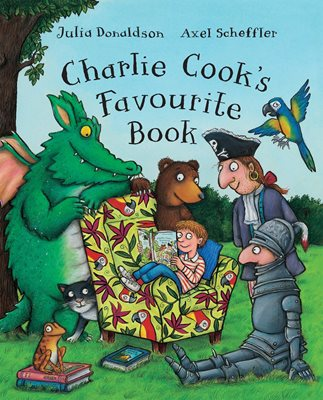 Charlie Cook's Favourite Book Big Book