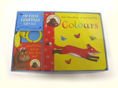 Book cover for My First Gruffalo Gift Set