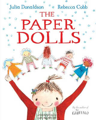 Book cover for The Paper Dolls