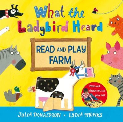 What the Ladybird Heard Read and Play Farm
