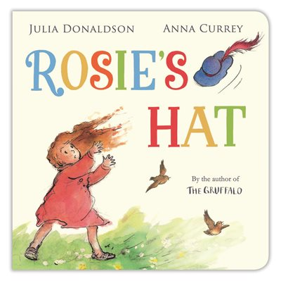 Book cover for Rosie's Hat